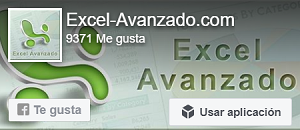 Facebook Excel Avanzado